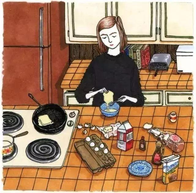 期末了,老师的一天是这样的……再忙,也要照顾好自己! | 特别关注