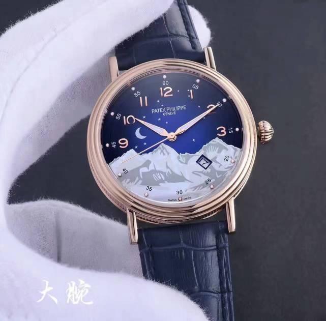 风景如画的腕表,你见过了吗?