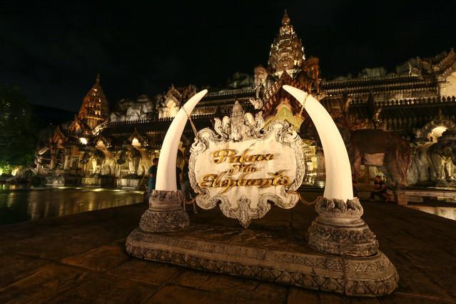 泰国最适合溜娃的地方,你一定不敢猜这里!