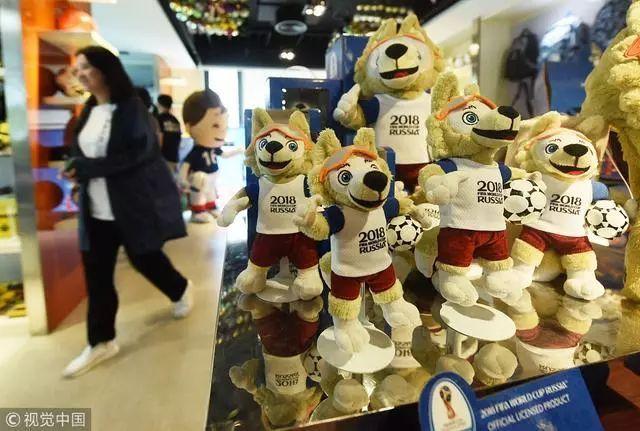 俄罗斯世界杯中国除了足球队没去,其他真的都去了