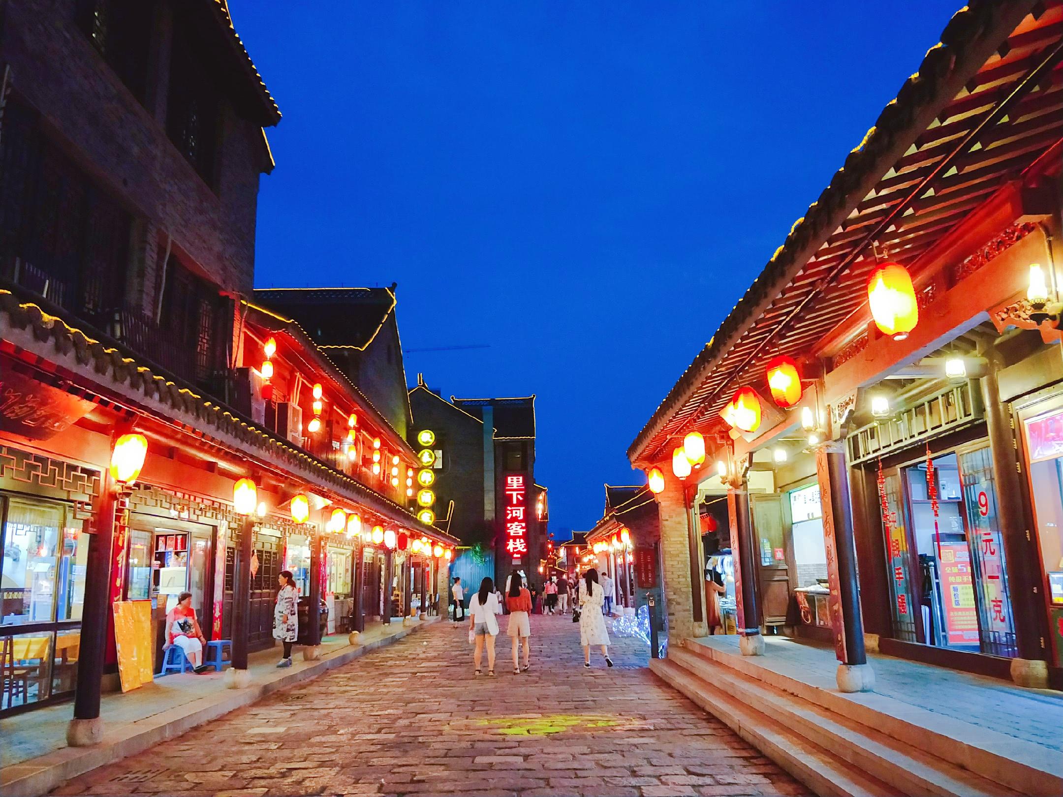千百年来,风调雨顺,安定祥和,被誉为祥瑞福地,祥泰之州.