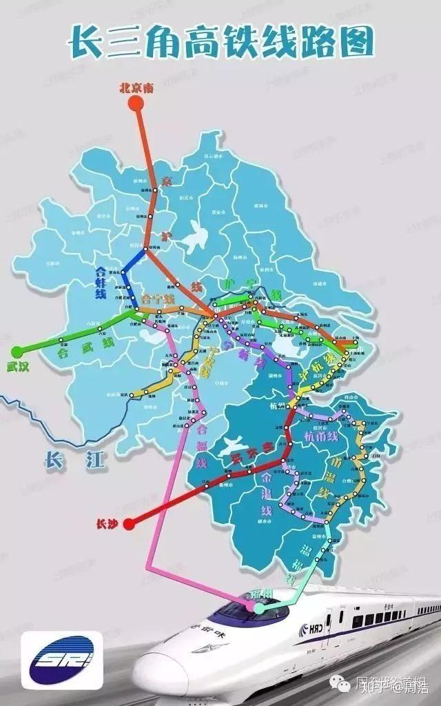 长三角未来高铁网——南通篇
