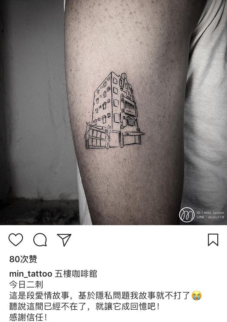 简单手绘纹身十