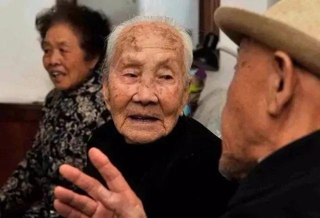 郭奶奶的6条长寿秘诀被传网上后,不少网友看后表示自己