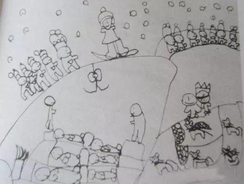 画画不用学 在家上学,各个年龄段孩子画的画应该是怎样的
