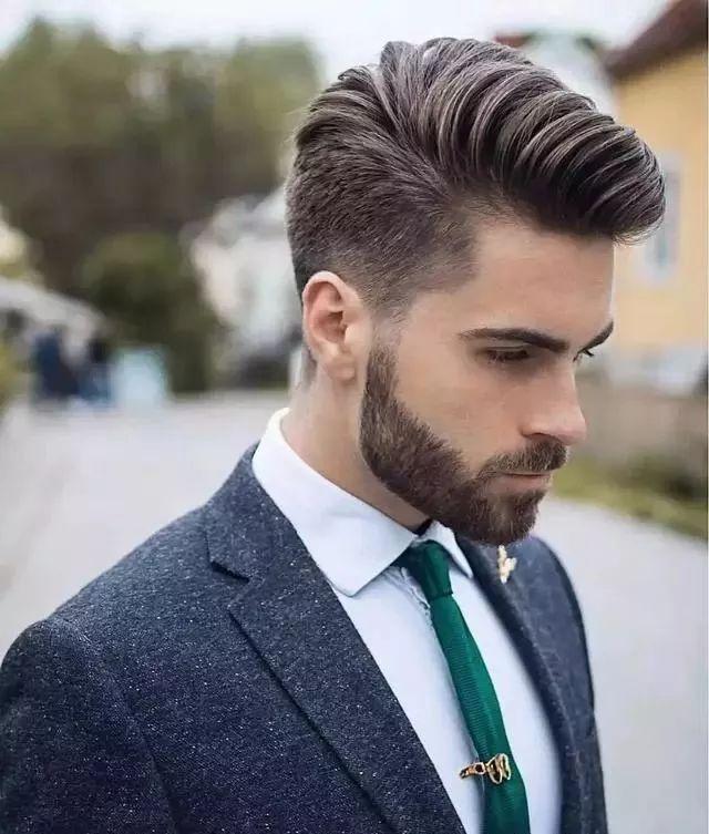 2018最新男士发型出炉!最有型的男人发型都在这