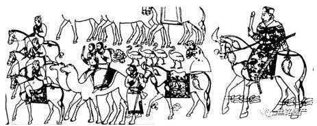 撒马尔罕在此后数个世纪中都是重要的商业城市,特别是在丝绸之路图片