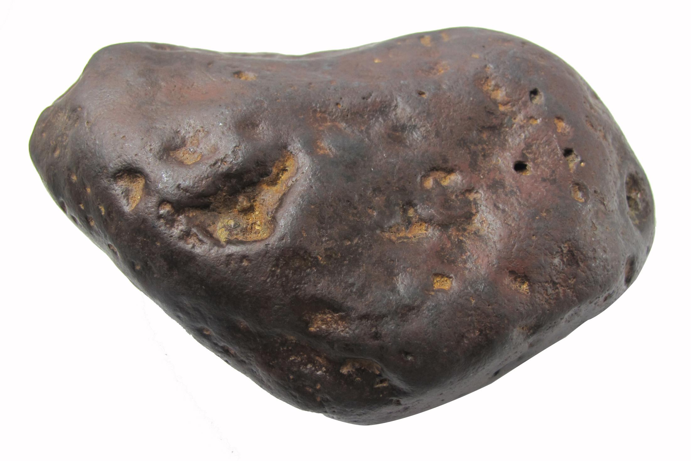 铁陨石的收藏价值到底怎么样