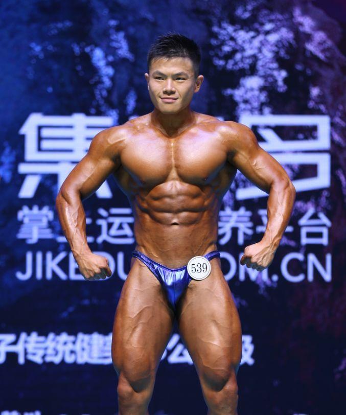 男子传统健美75公斤级决赛裁判打分表,实名实分公布公开!图片