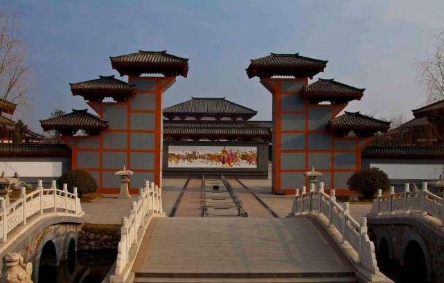 豫鲁苏皖四省辐凑之地,小小地级市竟有不可移动文物1.6万多处