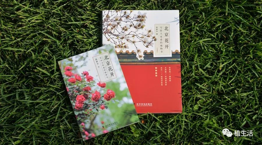 3年又3年,时光磨砺一本写给每个北林人的植物书