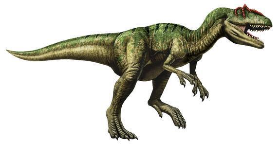 《侏罗纪世界2》爆新款恐龙,异特龙一口ko牛龙,霸王龙