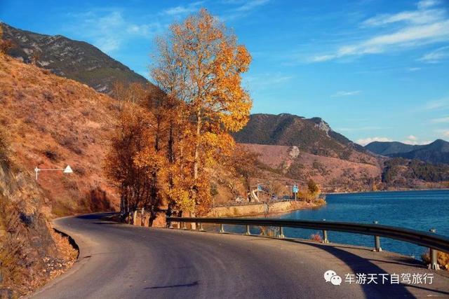 最美环湖公路,云南上榜三条,自驾者向往的天堂,你自驾过几条