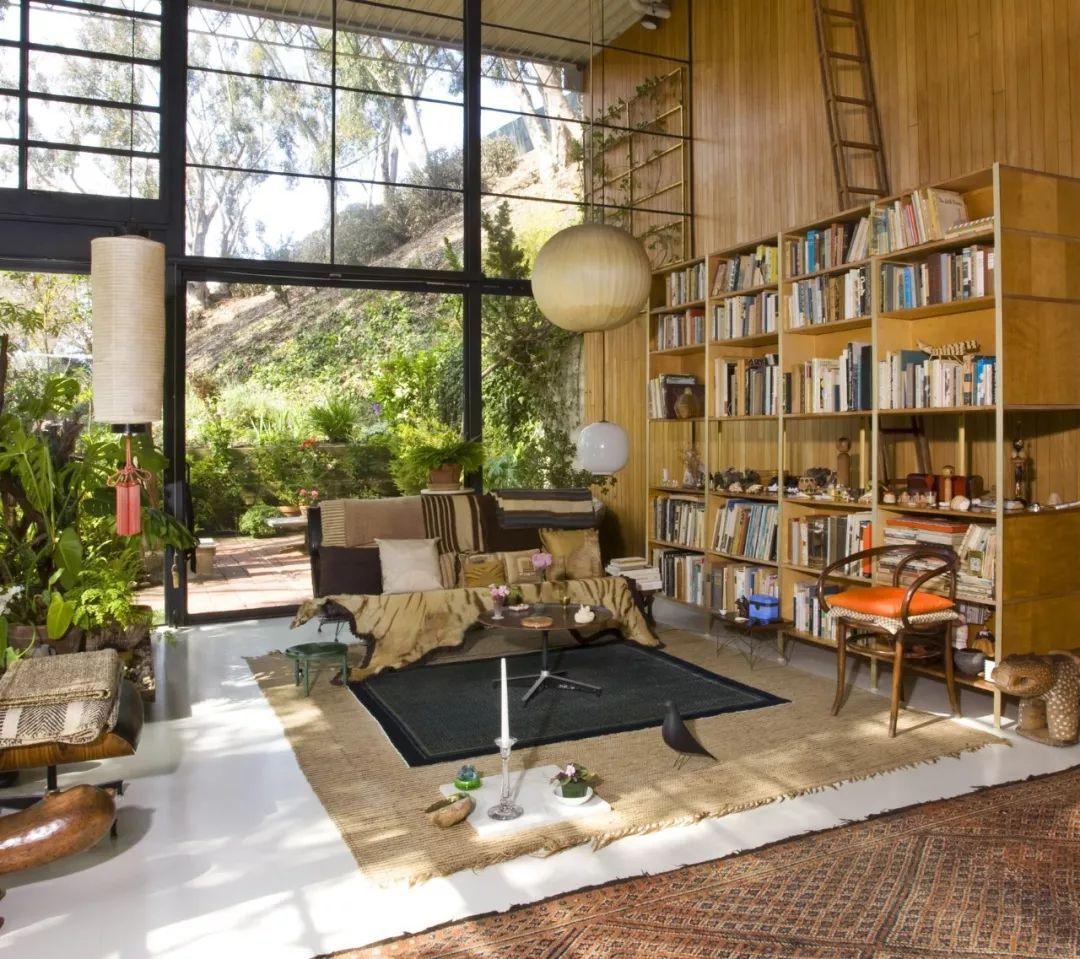 洛杉矶名人宅邸|不仅有钱,更有设计感