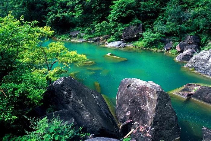 新乡最具特色的4个公园!两个免费!甚至还有草原和漂流!景真美