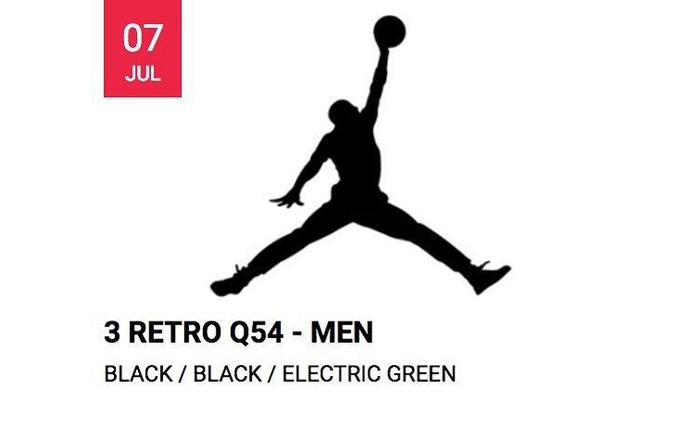 """街球赛Q54,Jordan Brand这次拿出""""大杀器""""Air Jordan 3别注!"""