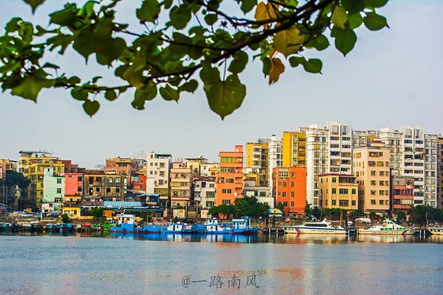 广东经济最好的两座城市,旅游资源丰富,却长期被认为没什么玩的