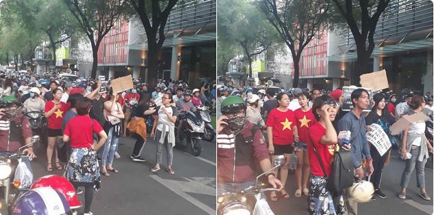 """越南经济特区拟允许租地99年 多地爆发""""反华""""示威"""