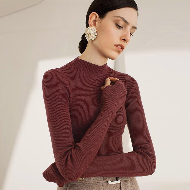 羊绒衫羊毛衫哪个好?编织乐羊绒讲讲羊绒衫羊毛衫的区别有哪些?