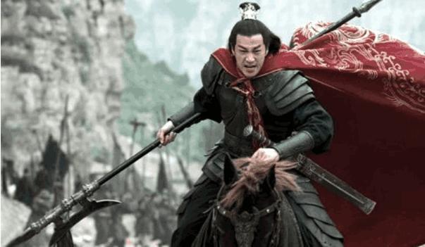 三国演义中五大武力排行榜,关羽张飞不上榜,第一毋庸置疑图片