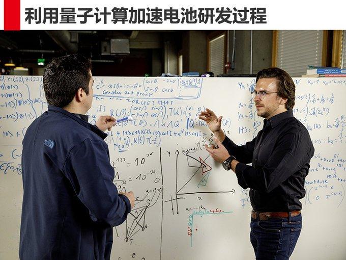 大众进军量子计算领域或将突破电池研发难题_山东体彩11选5