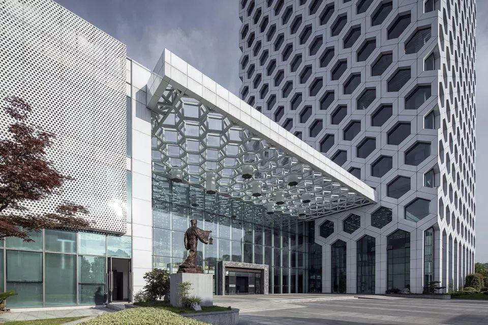杭州康恩贝生物科技产业发展基地 / 浙江中设工程设计图片