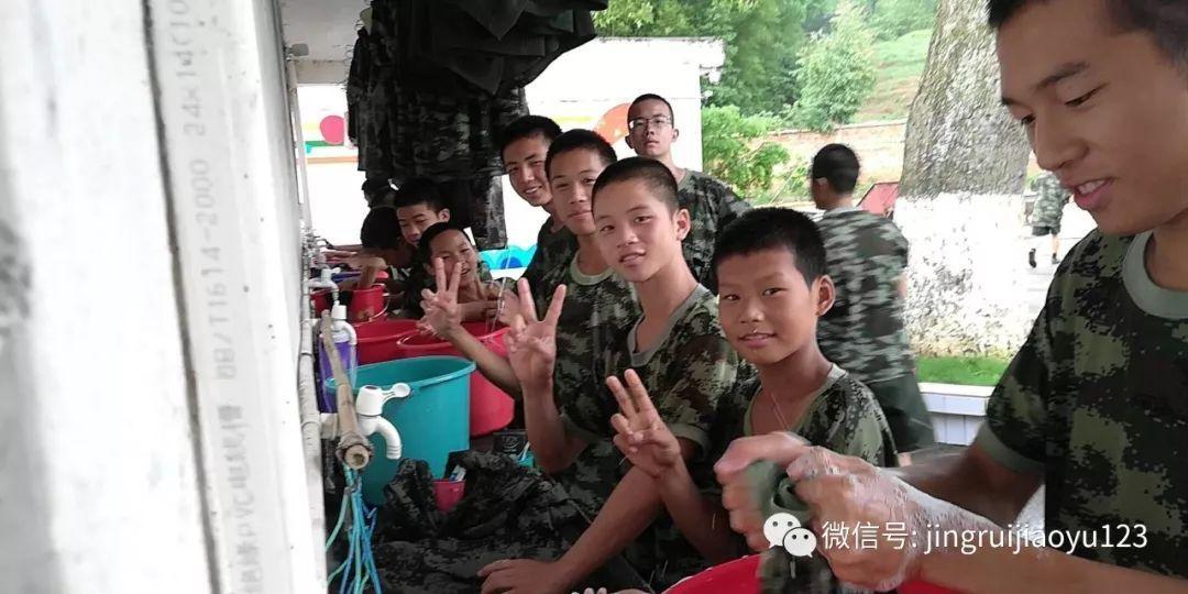 精锐学员近期学习、生活、训练图片展(视频)|粤北山区变形计欢迎您。。。