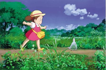 80后共同回忆:宫崎骏的这几部动画片肯定温暖过你!