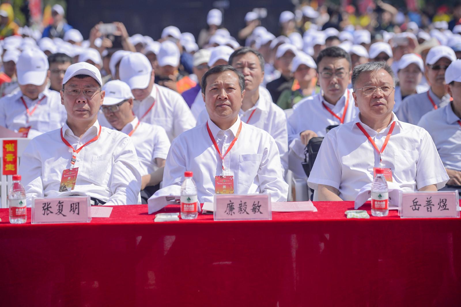 2018首届尧都文化旅游节盛大开幕