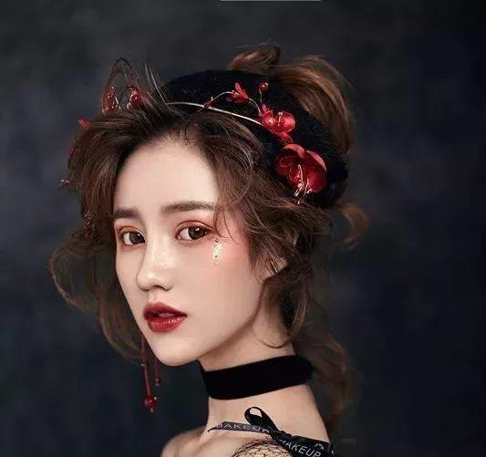 2018超仙美轻奢新娘造型,一见倾心!图片