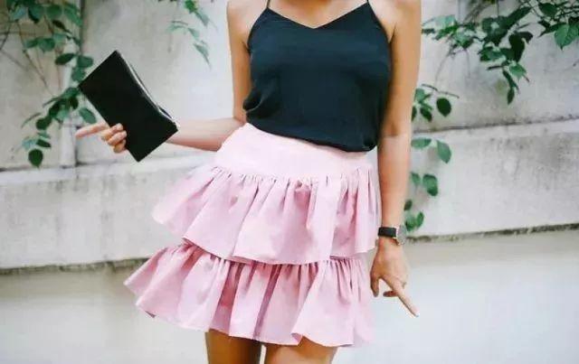 旧裙改造| 简单几步,铅笔裙秒变蛋糕裙!80 作者:千叶老师 帖子ID:2653