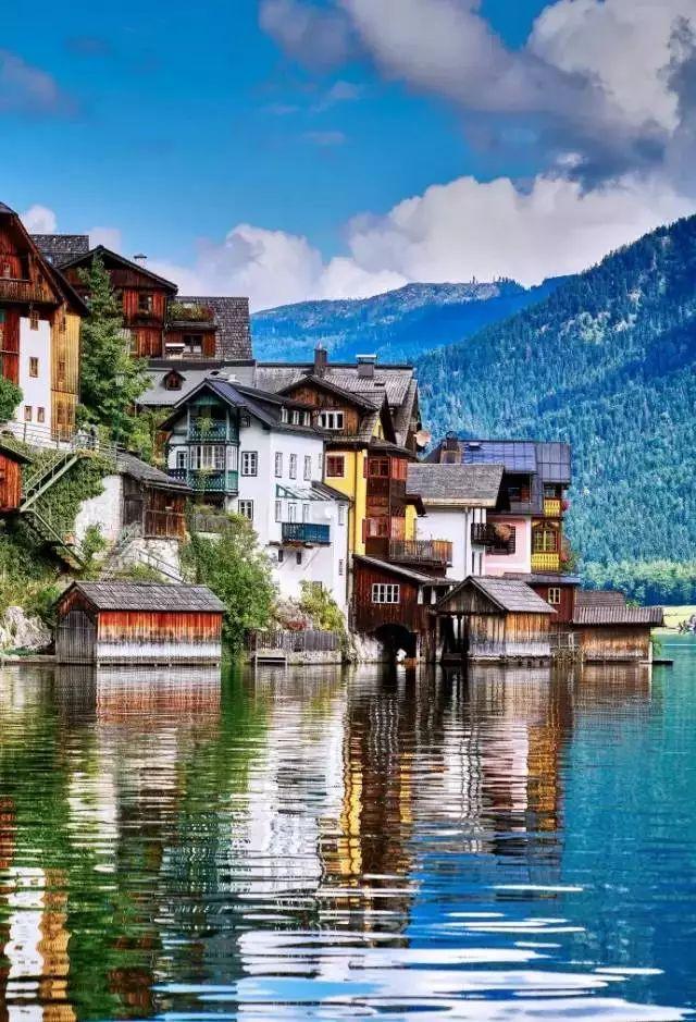 世界最美的40个小镇,中国上榜10处,有一处竟在徐州!