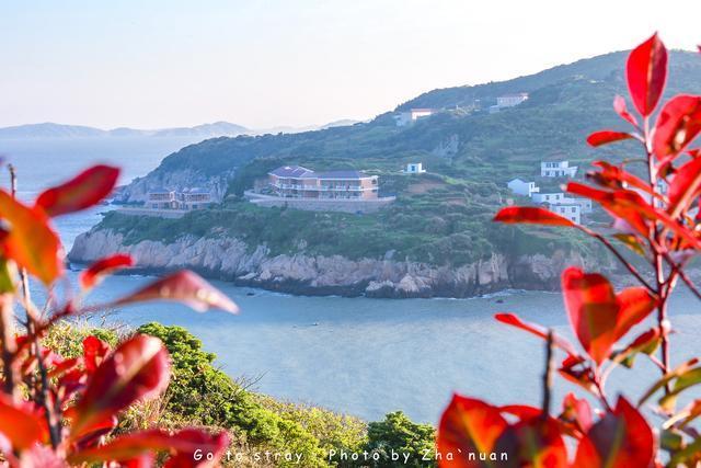 限流200人的小众浪漫之地,中国的圣托里尼,不一样的端午海岛行