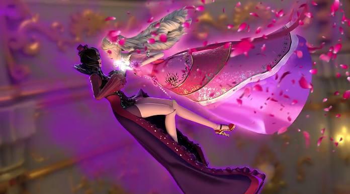 《精灵梦叶罗丽》第六季,灵犀阁内乱,水王子被迫退出灵犀阁图片