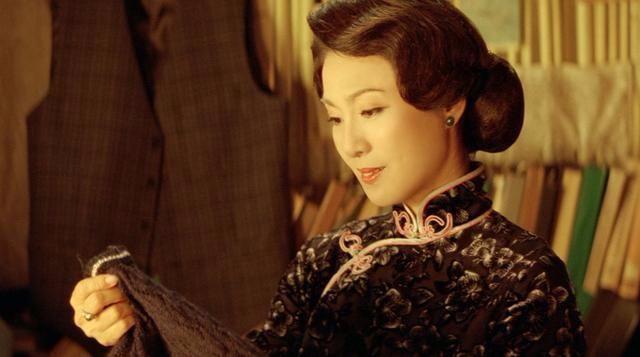 连成龙也没能追到手的女星,如今63岁一出场便惊艳了时光