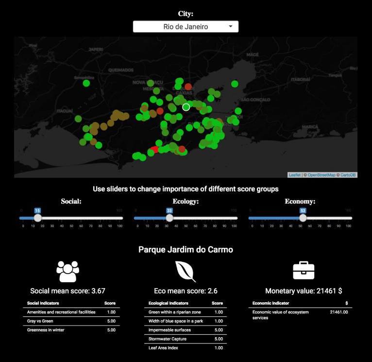 DigitalGlobe高分辨率卫星影像服务平台助力可持续发展-智慧城市网