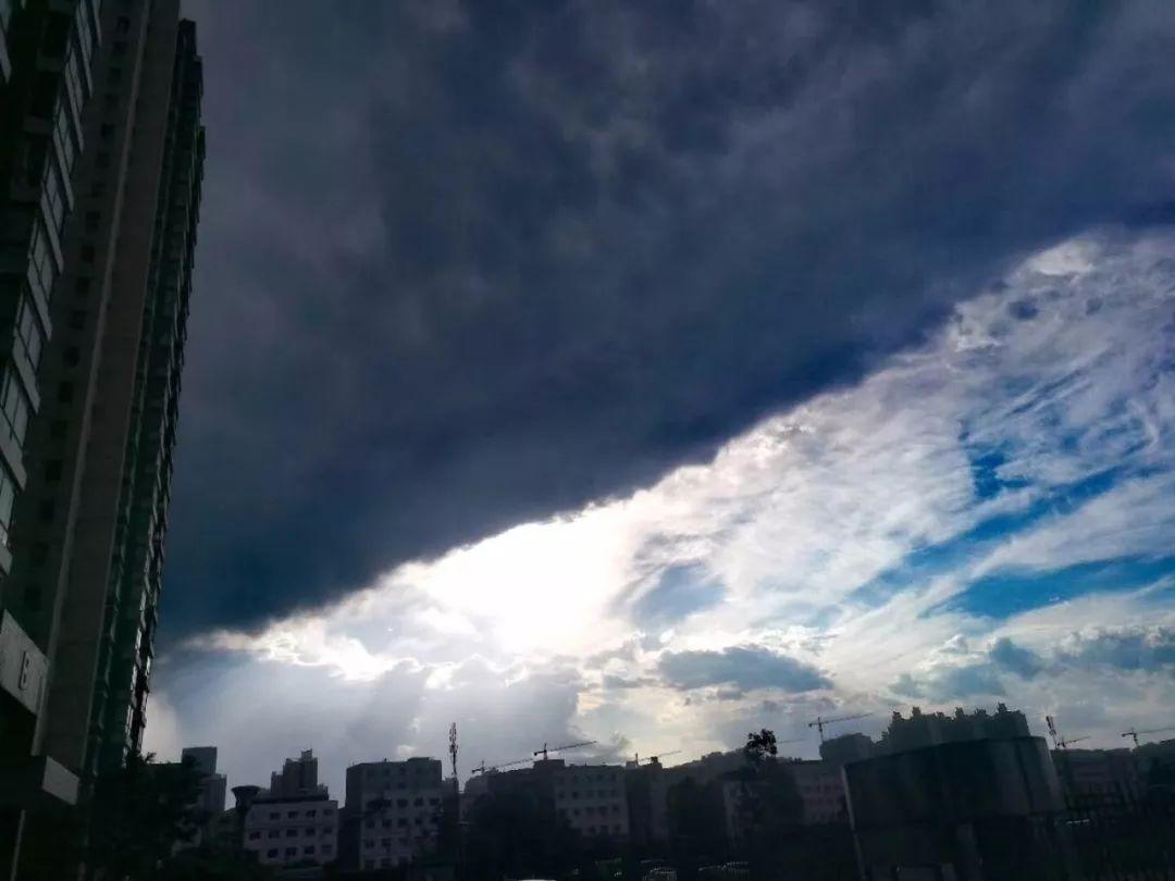 三原县天气预报_西安这场狂风阵雨后的彩虹,你看到了吗?