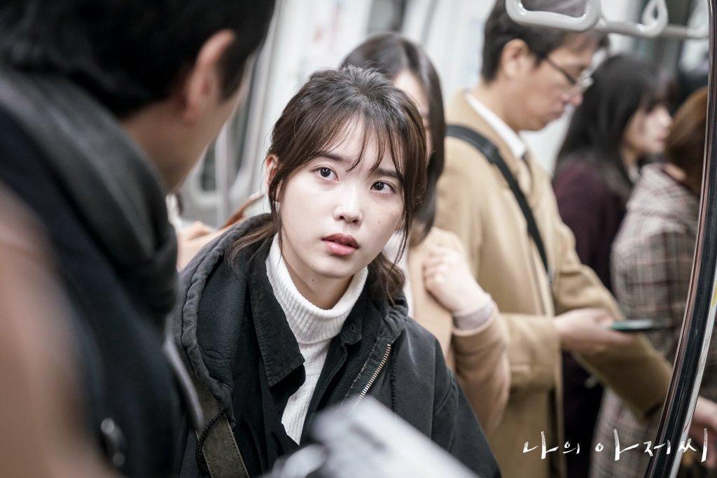 男女iuoti_娱乐 正文  然后第二部就是iu女神主演的《我的大叔》了,该剧中iu颠覆