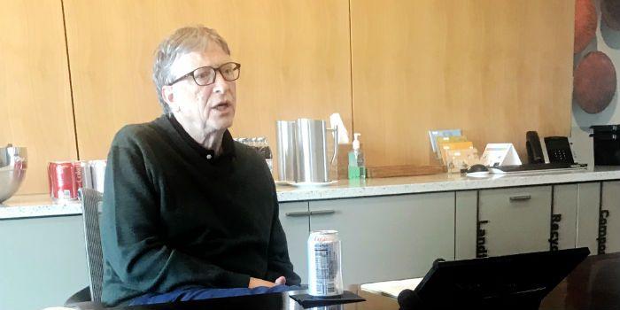 比尔·盖茨:美中之间审慎处理分歧十分重要