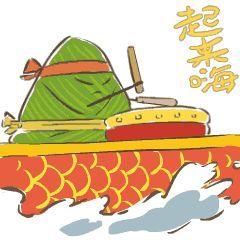 周六可以去邕江看划龙舟啦!端午假期还有这些地方可以玩水