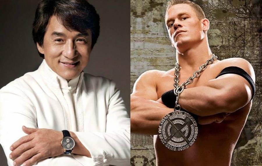 成龙真名_遇到对手了! 摔跤冠军接替史泰龙加盟成龙新片