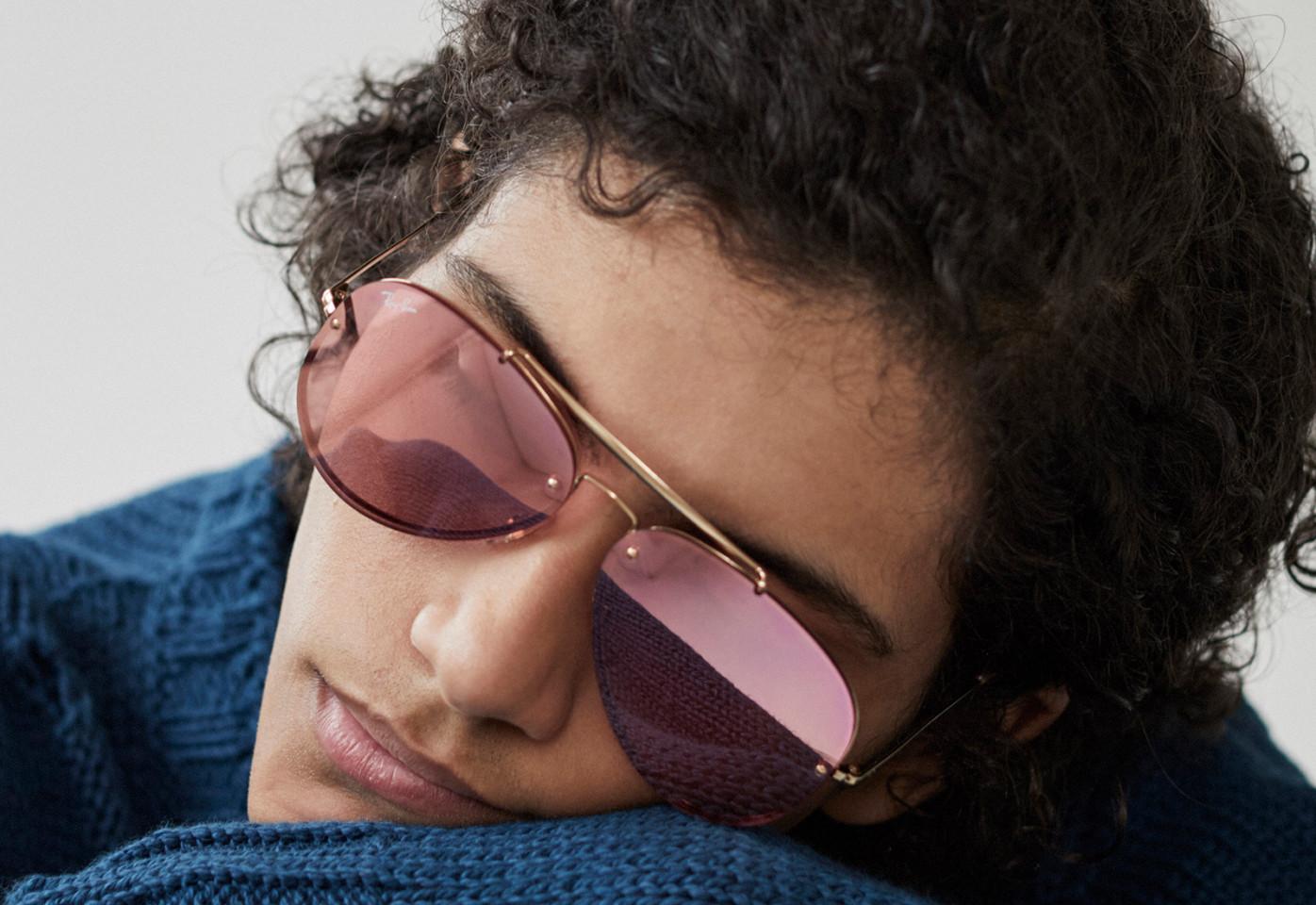 9种搭配方案供你参考,只为帮你选一款夏日太阳镜
