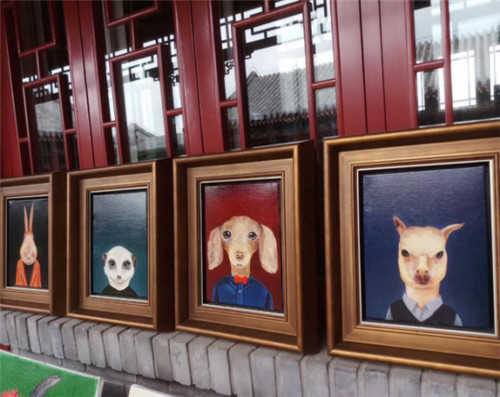 开门文化艺术沙龙在京举行