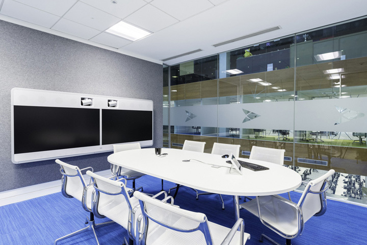 办公室装修设计,让您轻松装修,办公室设计选卓创装饰