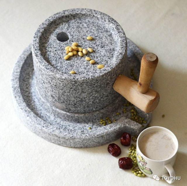 活动   手工石磨豆浆最好喝!
