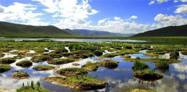 孕育中华文明的黄河_此地被称为中华水塔,你知道它对中华文明做出了多么巨大的贡献吗