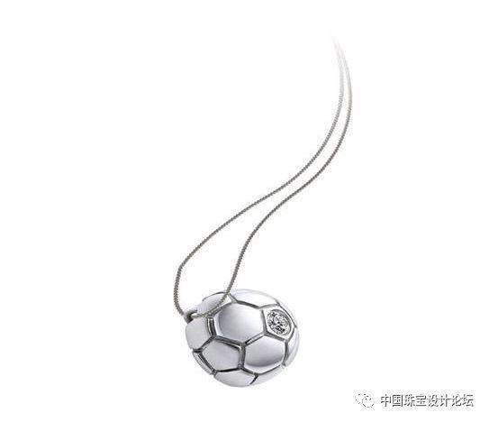 世界杯倒数1天!珠宝设计师也将躁动了!