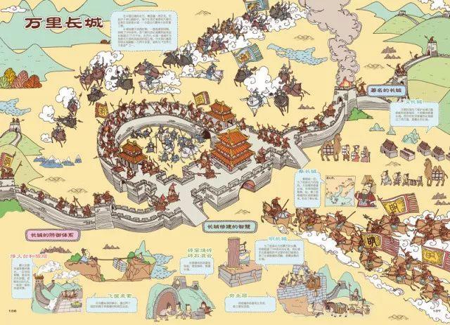 教育 正文  《手绘中国地理地图——中国》则通过区域划分,简洁明了地