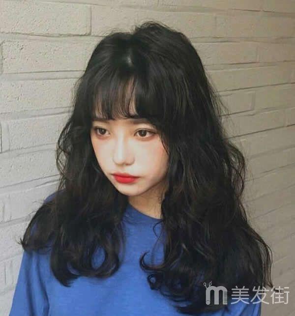 2018网红发型女中长发 简单造型好看超上镜_搜狐时尚