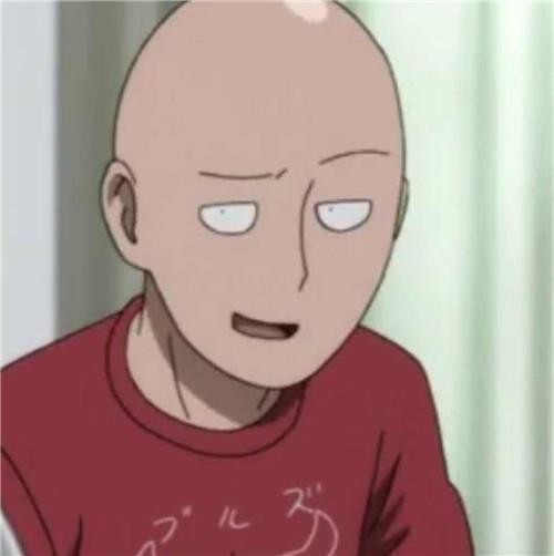 """彩蛋:""""为什么用一拳超人作为头像?"""""""